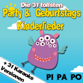 Die 31 tollsten Party & Geburtstags Kinderlieder (+31 Karaoke Versionen)