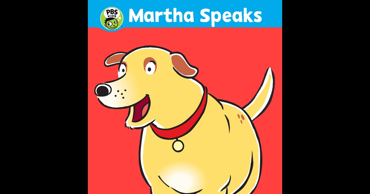Martha Speaks, Vol. 1 on iTunes