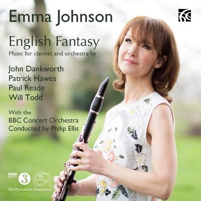 English Fantasy: Music for Clarinet and Orchestra - Emma Johnson, BBC Concert Orchestra & Philip Ellis album