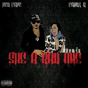 She a Bad One (BBA) [feat. Cardi B] [Remix] - Single Mp3 Download
