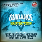 Larger Than Life - Guidance & Protection Version (feat. Dean Fraser)