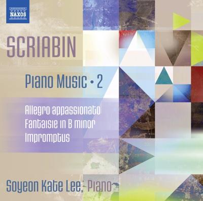 Scriabin: Piano Music, Vol. 2 - Soyeon Kate Lee album
