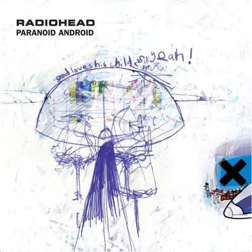 Radiohead - Paranoid Android - EP
