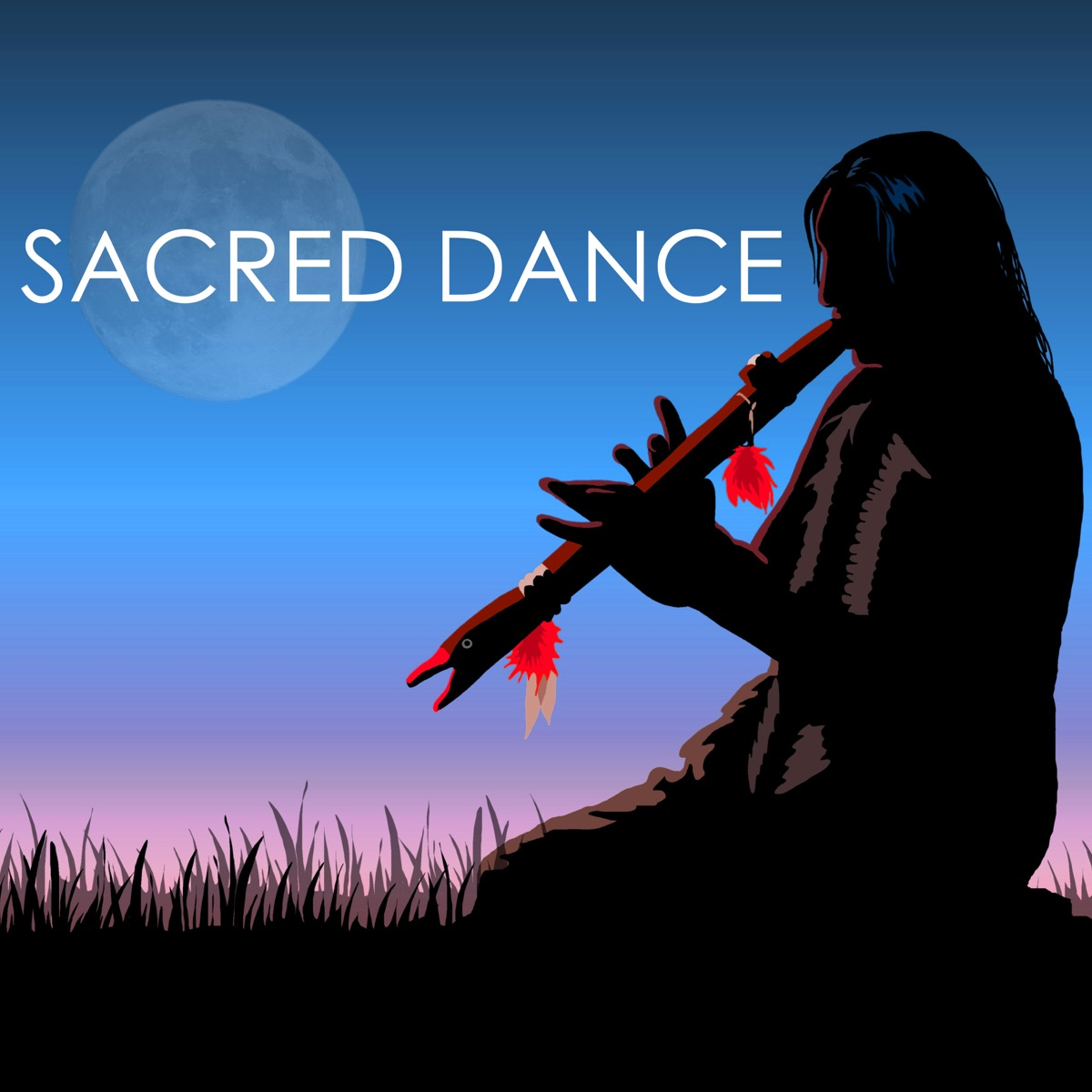 Sacred Dance - Native American Flute and Drums Music for Tribal