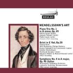 Vienna Octet - Octet in E flat Op.20: 1. Allegro moderato ma con fuoco