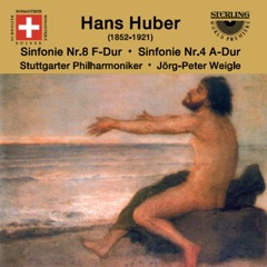 Huber: Symphony Nos. 8 & 4