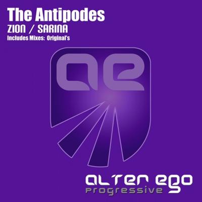Zion / Sarina - EP - The Antipodes album