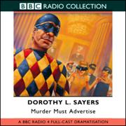 Download Murder Must Advertise (Dramatised) Audio Book