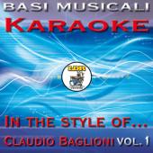 Basi Musicali Karaoke - Claudio Baglioni Vol.1
