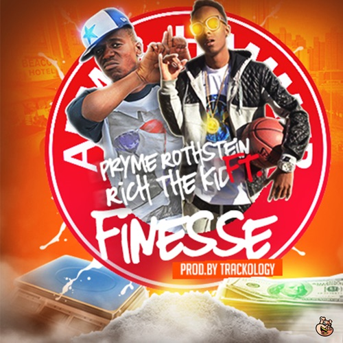 Pryme Rothstein - Finesse (feat. Rich The Kid) - Single