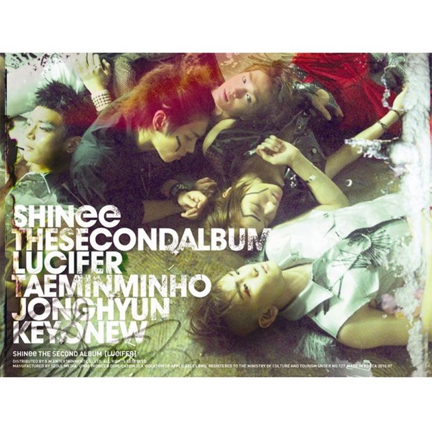Excuse Me Miss (Shinee World 4 Ver ) [Live]- Single by SHINee