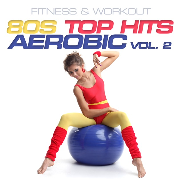 Fitness Music Dvd: Fitness & Workout: 80s Top Hits Aerobic Vol. 2 By Personal