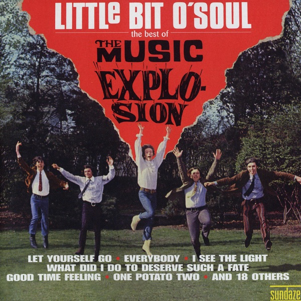 Music Explosion - Little Bit O'soul