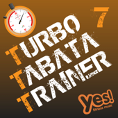 Turbo Tabata Trainer 7 (Unmixed Tabata Workout Music with Vocal Cues)