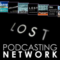 Podcast cover art for Lost Podcasting Network