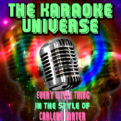 Every Little Thing (Karaoke Version) [In the Style of Carlene Carter]