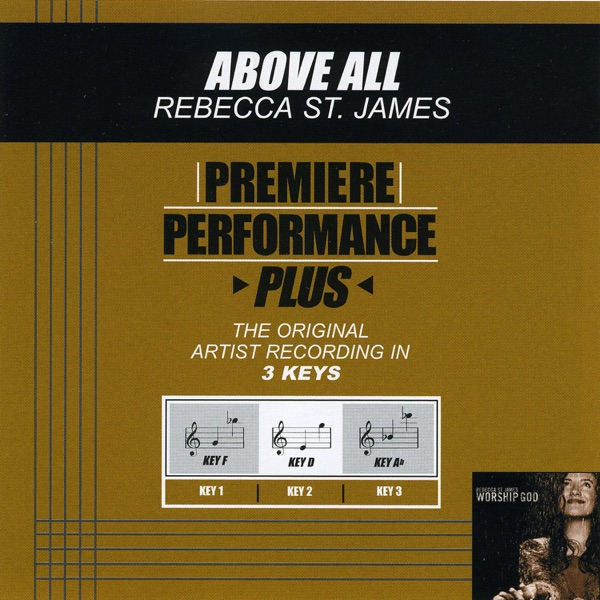Premiere Performance Plus: Above All - EP