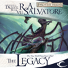 R.A. Salvatore - The Legacy: Legend of Drizzt: Legacy of the Drow, Book 1 (Unabridged)  artwork
