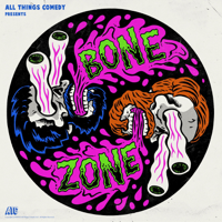 Podcast cover art for The Bone Zone