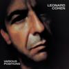 Leonard Cohen - Dance Me to the End of Love artwork