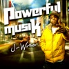 Powerful Musik, JR Writer