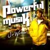 Powerful Musik, JR Writer