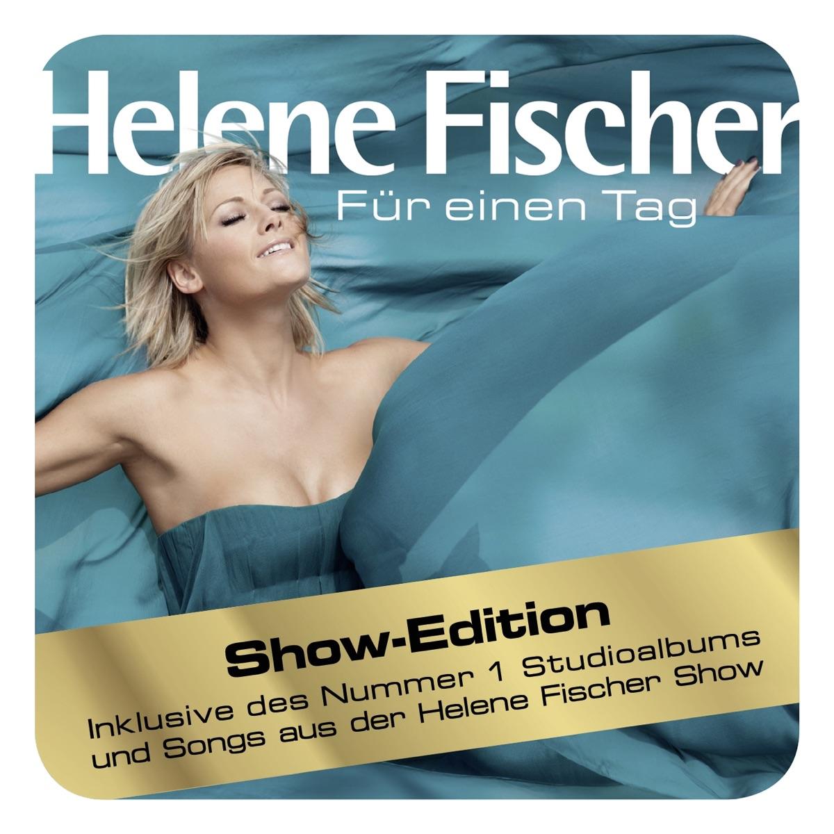 Fur Einen Tag Album Cover By Helene Fischer