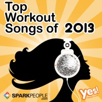 Yes Fitness Music - SparkPeople - Top Workout Songs of 2013 (60 Min. Non-Stop Workout Mix @ 132 BPM)