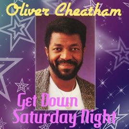 Resultado de imagen de oliver cheatham - get down saturday night