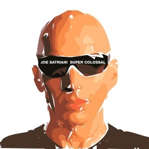 Joe Satriani Super Colossal Podcast (Video)