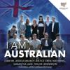 Dami Im, Jessica Mauboy, Justice Crew, Nathaniel, Samantha Jade & Taylor Henderson - I Am Australian (feat. John Foreman) artwork