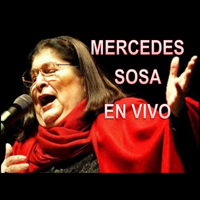 Mercedes Sosa - En Vivo artwork