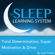 Joel Thielke - Total Determination, Super Motivation & Drive with Hypnosis, Meditation, And Affirmations: The Sleep Learning System (Unabridged)