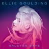 Ellie Goulding - Halcyon Days artwork
