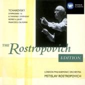 Mstislav Rostropovich - Symphony No. 4 in F Minor, Op. 36, TH 27: III. Scherzo. Pizzicato ostinato (Allegro)