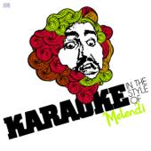 Karaoke - In the Style of Melendi - EP