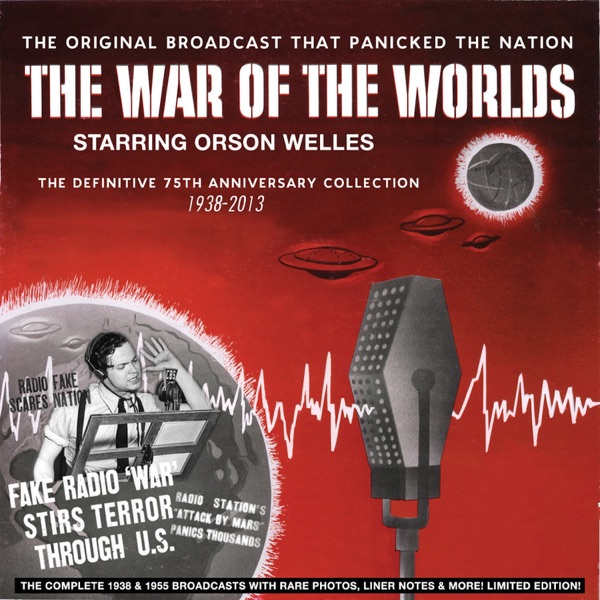 the power of radio shown by the broadcast of war of the worlds an american radio drama The war of the worlds columbia broadcasting system orson welles and mercury theatre on the air sunday, october 30, 1938 8:00 to 9:00 pm announcer: the columbia broadcasting system and its affiliated stations present orson welles and the mercury theatre on the air in the war of the worlds by h g wells.