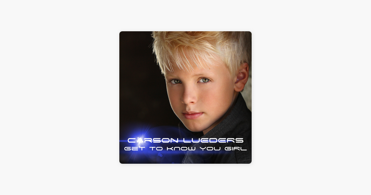 7 Best Carson Lueders images | Carson lueders, Music ...