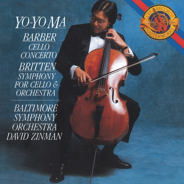 Barber: Cello Concerto - Britten: Symphony for Cello & Orchestra