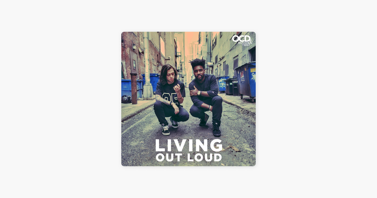ocd moosh and twist living out loud