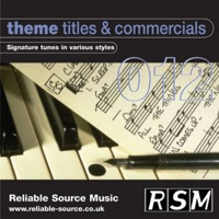 Reliable Source Music - Theme Titles & Commercials