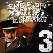 Darth Vader vs Adolf Hitler 3 - Epic Rap Battles of History - Epic Rap Battles of History