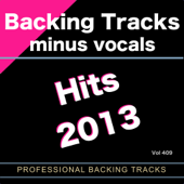 Backing Tracks Hits 2013 vol 409 (Backing Tracks)