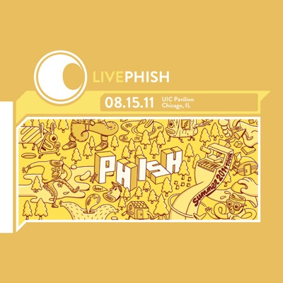 08/15/11 UIC Pavilion - Chicago, IL (Live) - Phish