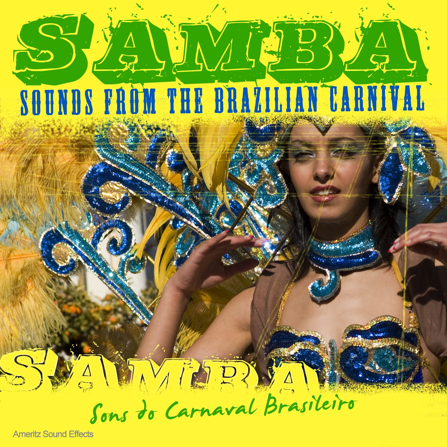 Samba! - Sounds from the Brazilian Carnival (Samba! - Sons Do Carnaval Brasileiro)
