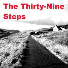 The Thirty-Nine Steps (Unabridged) audiobook