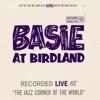 Basie At Birdland ジャケット写真