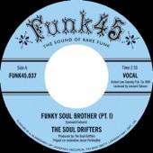 Funky Soul Brother, Pt. 1 & 2 - Single