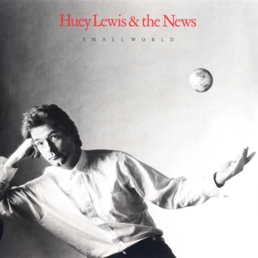 Art for Perfect World by Huey Lewis & The News
