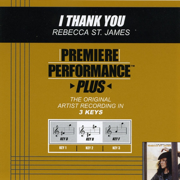 Premiere Performance Plus: I Thank You - EP